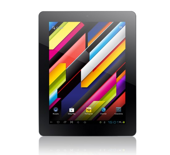 Quadra tablet