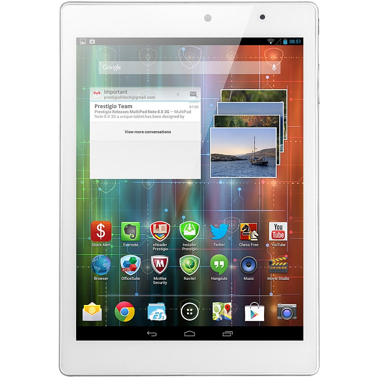 prestigio MultiPad4  Diamond